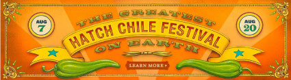 Central Market Hatch Chile Festival