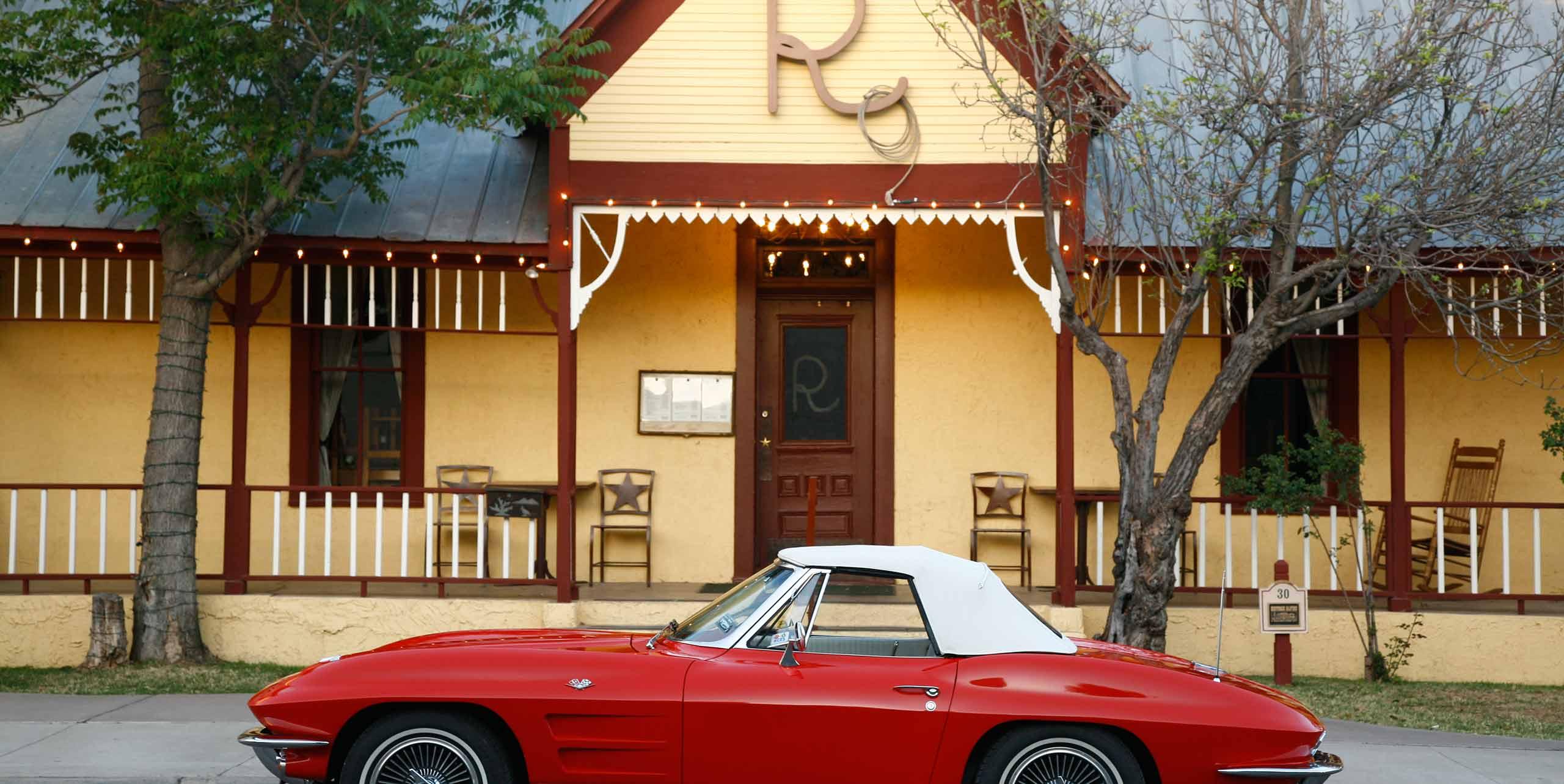 Reata Restaurant - Alpine