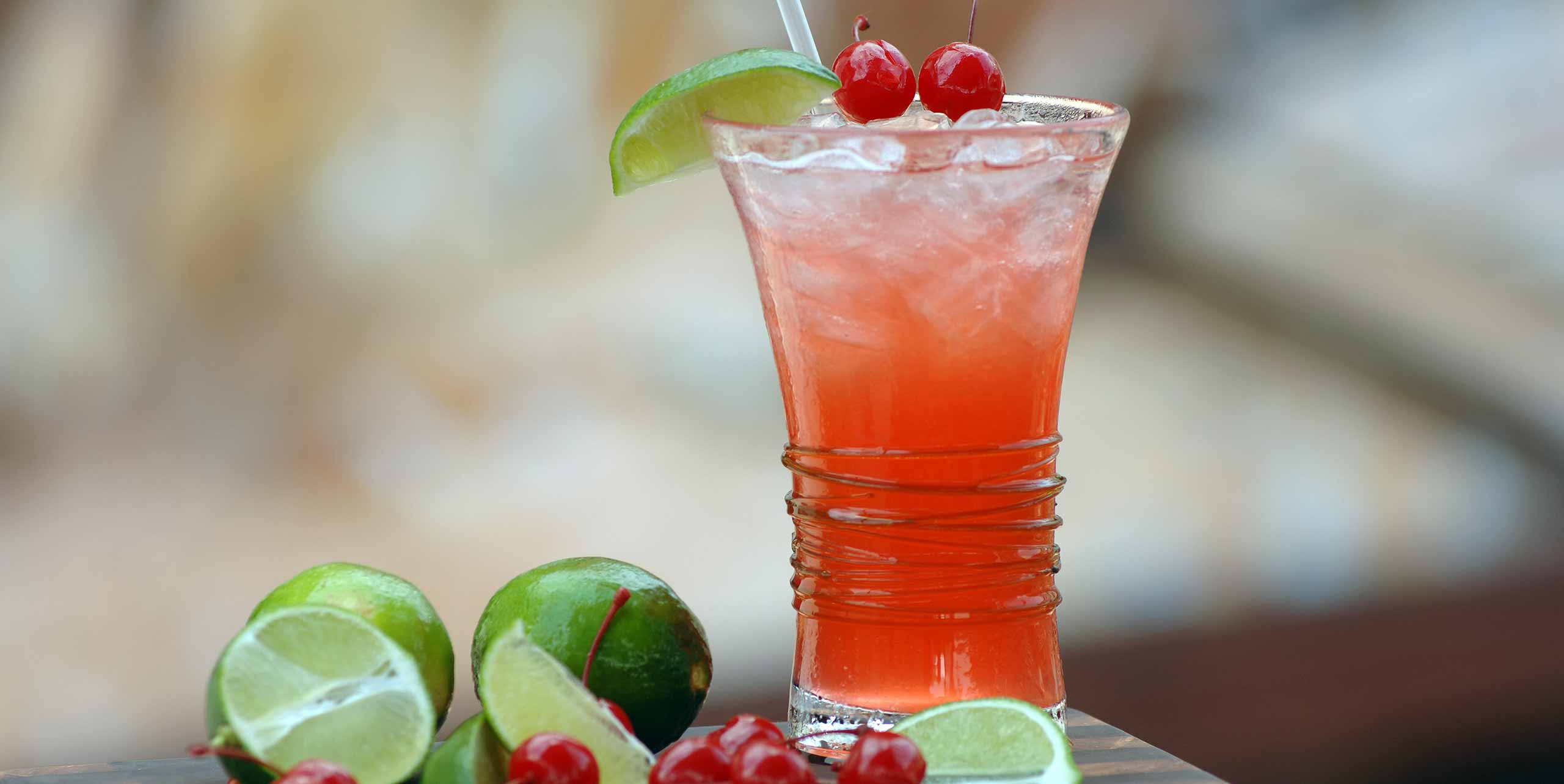 Reata Restaurant Cherry Limeade
